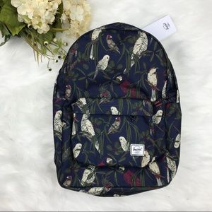 HERSCHEL Supply Peacoat Parlour Parrot Backpack